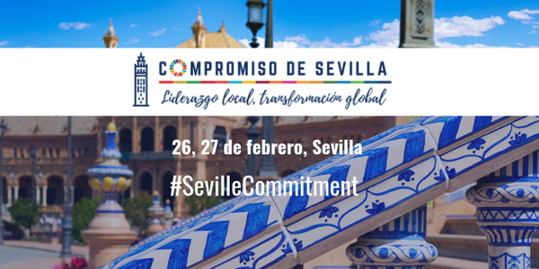 Compromiso de Sevilla - Liderazgo local, transformación global