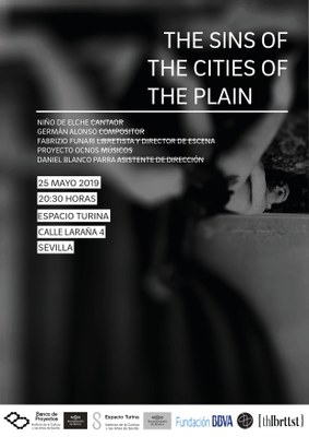 Ópera. 'The Sins of the Cities of the Plain'