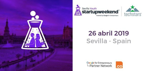 Sevilla Startup Weekend Youth