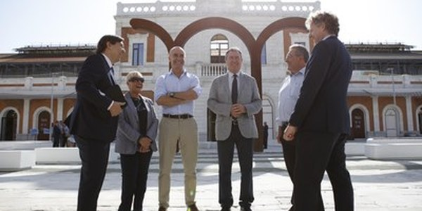 (01/05/2017) El nuevo Mercado de Abastos de Puerta de la Carne abrirá sus puertas este mes de junio tras casi 20 años de permanencia en las instalaciones provisionales