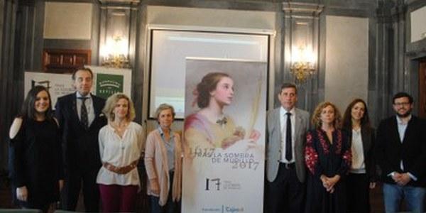 (29/03/2017) El proyecto 'Tras la sombra de Murillo', que se desarrollará en la localidad de Pilas, se suma a la celebración del IV Centenario del nacimiento del pintor sevillano
