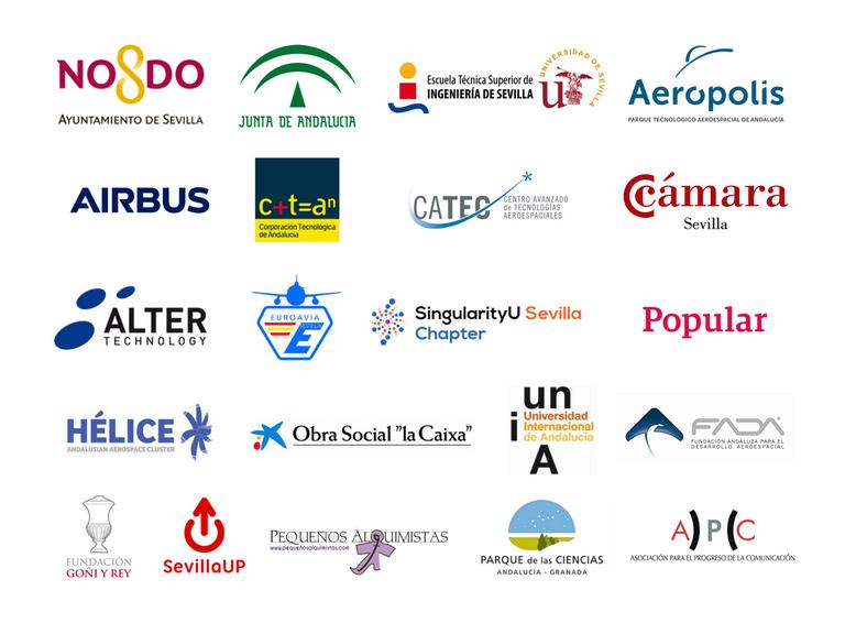 Acto oficial de la candidatura de Sevilla, como capital europea del Espacio 2019 (Ciudades Ariane) e inauguración de la Semana Mundial del Espacio.png