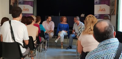 Aniversario Centro Cívico Las Sirenas - Programación cultural- Septiembre-