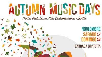 Autumn Music Days 2018
