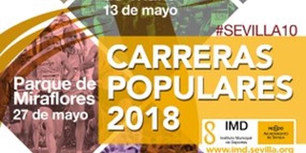 Carrera Popular Casco Antiguo #Sevilla10