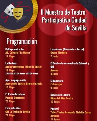 Cartel II muestra teatro participativo 1.bmp