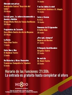 Cartel II muestra teatro participativo 2.bmp