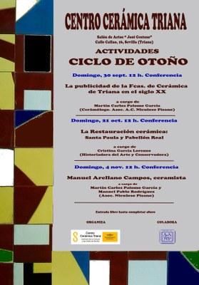 Ciclo de Otoño - Centro Cerámica Triana