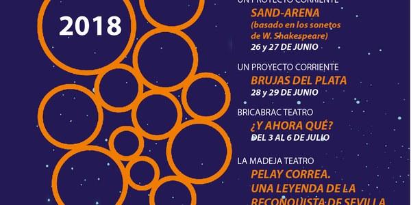 Ciclo de Teatro 'A cielo abierto'