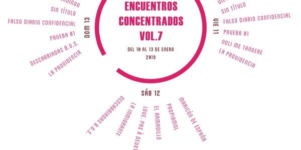Encuentros Concentrados Vol.07