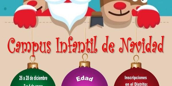 Este-Alcosa-Torreblanca: Escuelas de Navidad