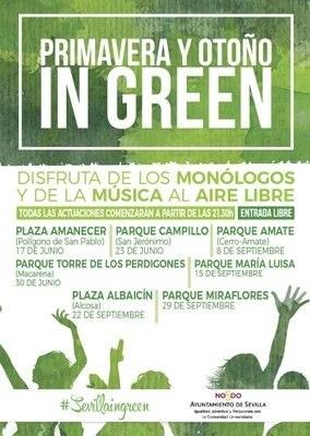 Primavera in green