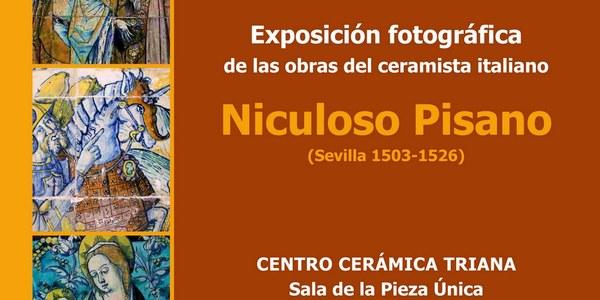Exposición de fotografías 'Niculosus Pisanus me fecit'
