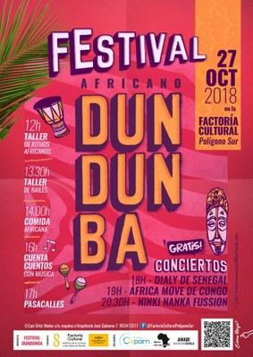 Festival Africano Dundunba