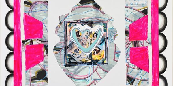 Gordillo insiste (aún), exposición de Luis Gordillo