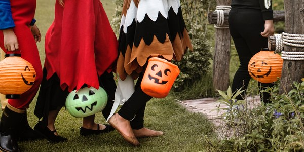 Halloween en el distrito Cerro-Amate