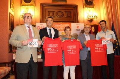 II Carrera Solidaria contra la Pobreza Infantil
