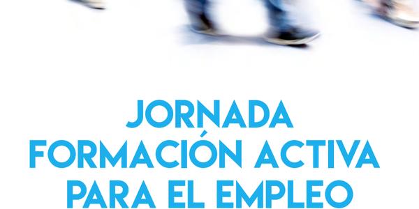 Jornada Formación Activa para el Empleo