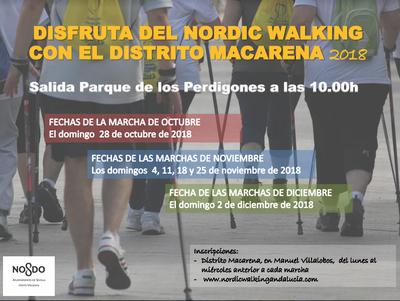 Nordic Walking Distrito Macarena