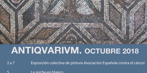 Octubre en el Antiquarium