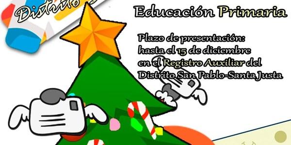 San Pablo-Santa Justa: Concurso Christmas