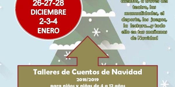 Talleres de Navidad 2018/2019