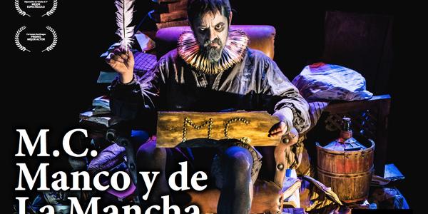 """Teatro """"M.C. MANCO Y DE LA MANCHA"""""""