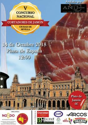 V Concurso Nacional de Cortadores de Jamón Ciudad de Sevilla