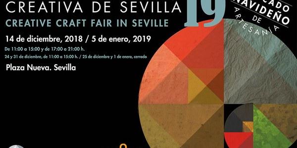 XIX Feria de Artesanía Creativa de Sevilla