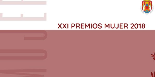 XXI Premios de la Mujer 2018