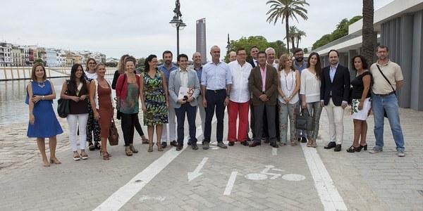 (01/08/17) La asociación turística ASET y  27 de sus empresas se suman a  la programación del Ayuntamiento de Sevilla con el objetivo de enriquecer la oferta cultural  y turística del Año Murillo