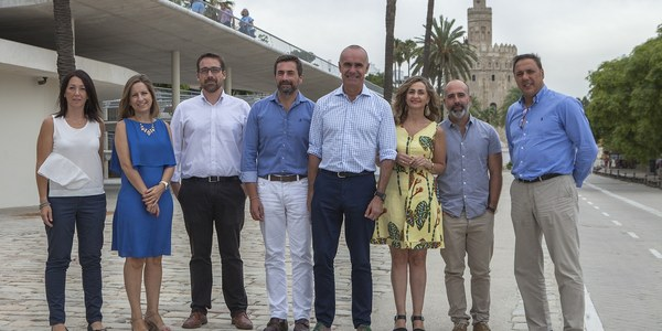 (02/07/2017) El eje turístico Andalusian Soul acudirá a las ferias internacionales más importantes de Japón y Latinoamérica y se abre a la iniciativa empresarial privada