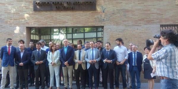 (02/10/2017) El Ayuntamiento defiende la simplificación administrativa y la estrategia municipal hacia  un urbanismo más sostenible en la inauguración de la Semana de la Arquitectura en Sevilla