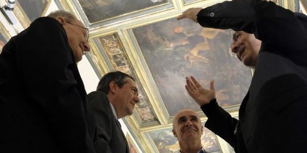 (05/07/2017) El Palacio Arzobispal abrirá sus dependencias nobles a las visitas de manera periódica y se suma a la celebración del Año Murillo a través de dos de sus obras
