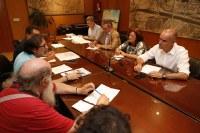 (08/06/2017) El Ayuntamiento trabajará con la asociación La Revuelta en las propuestas de los vecinos de la zona norte del casco histórico recabadas en el proceso participativo 'Imaginar tu barrio'
