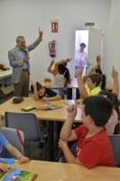 (08/07/2017) El Ayuntamiento oferta a través de los Servicios Sociales 1.602 plazas para menores en programas socioeducativos y escuelas de verano durante la época estival