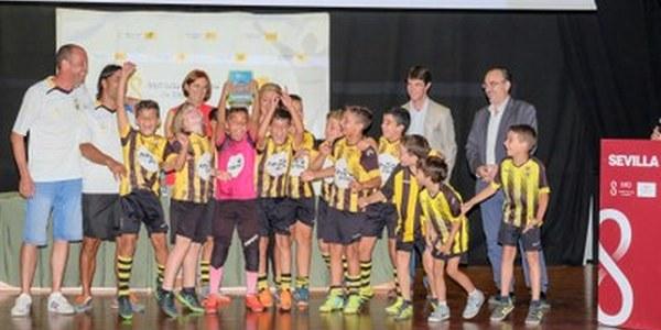 (10/06/2017) Los Juegos Deportivos Municipales  concluyen con la participación de casi 35.000 deportistas, un 25 por ciento  más que el año anterior