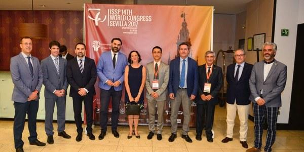 (10/07/2017) El alcalde asiste a la inauguración del XIV Congreso Internacional de Psicología del Deporte 2017