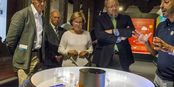 """(10/10/2017) El Museo Casa de la Ciencia estrena  temporada con """"El lado oscuro de la luz"""" y """"Nutrición, impulso vital"""""""