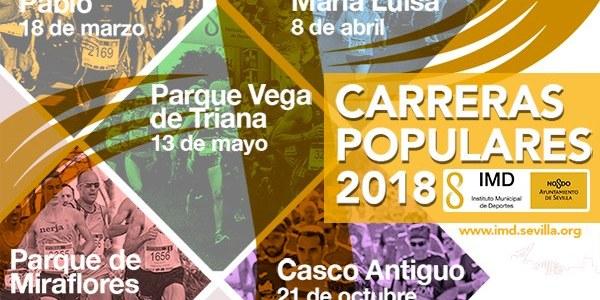 11.500 corredores agotan los dorsales de todas las categorías de la carrera popular #Sevilla10 Casco Antiguo
