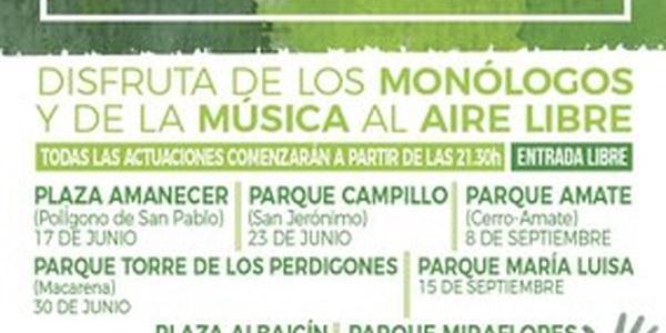 (12/06/2017) Primavera y Otoño in Green volverá a partir del próximo 17 de junio en el Polígono de San Pablo con dos conciertos más que el año pasado