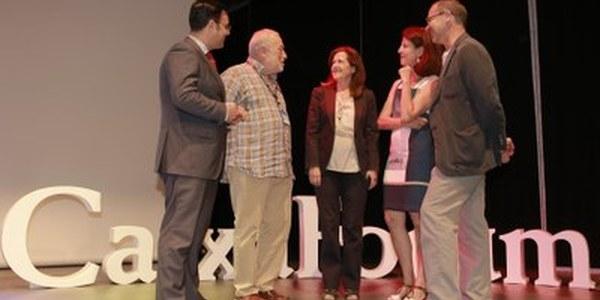 (12/6/2017) El Ayuntamiento expone el proyecto de convivencia que se ejecuta en el Polígono Sur ante 31 ciudades que desarrollan programas de interculturalidad de la Fundación La Caixa