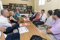 (12/6/2017) El Ayuntamiento impulsa nuevas inversiones para mejorar la accesibilidad, la conservación de la vía pública y la movilidad en Bermejales