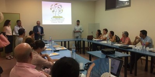 (13/06/2017) El Ayuntamiento avanza en la elaboración de un Plan Local de Salud a través de la puesta en marcha del Grupo Motor Territorial del Distrito Sur