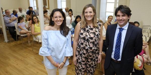 (13/07/2017) El Ayuntamiento presenta la plataforma 'Sevilla Territorio de Igualdad' como nuevo espacio formativo de la web municipal