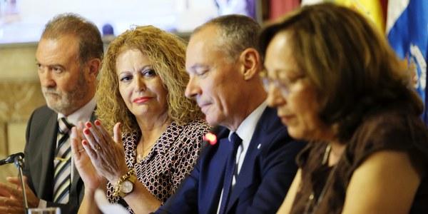 (13/10/2017) Una decena de Casas Regionales y Provinciales participan en el IX encuentro denominado 'España en Sevilla'
