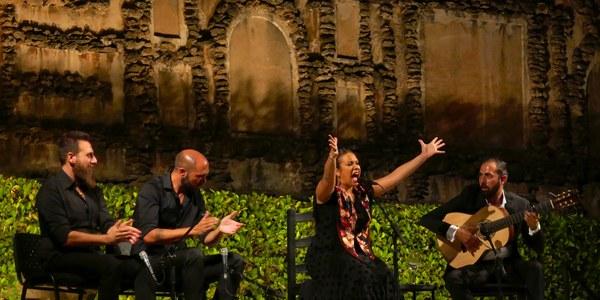 (14/08/2017) Más de 21.800 personas ya han asistido a Noches en los Jardines del Real Alcázar, superada su novena semana de conciertos