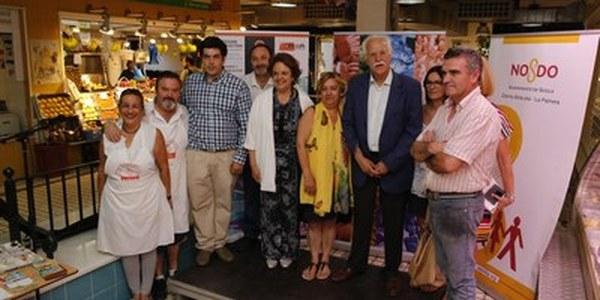 (15/06/2017) El Mercado de Bellavista estrena web con tienda online, imagen corporativa y campaña para impulsar las ventas confinanciados a través del Programa Municipal de Subvenciones al Comercio Minorista