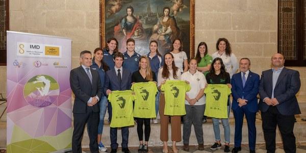 15 federaciones participan en el Tour Mujer, Salud y Deporte, que concitará a miles de deportistas en el Prado de San Sebastían desde el 4 hasta el 6 de mayo