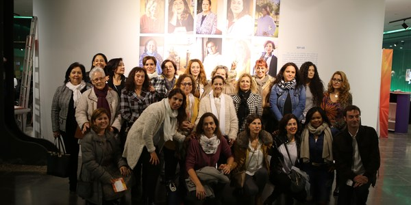 """15 mujeres víctimas de la Violencia de Género y usuarias de los CIAM protagonizan la exposición """"Soy Luz"""""""